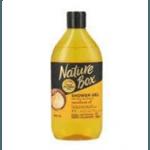 Nature box gel za tuširanje, Macedamia oil, 385ml