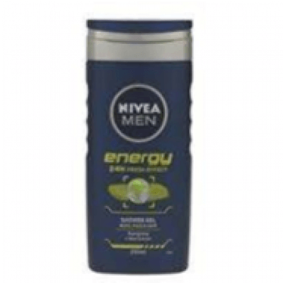 Nivea shower gel 3in1 FM Energy, 250ml