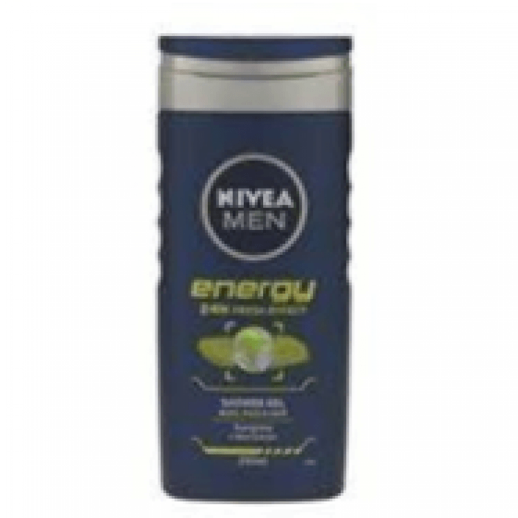 Nivea shower gel 3in1 FM Energy, 250ml