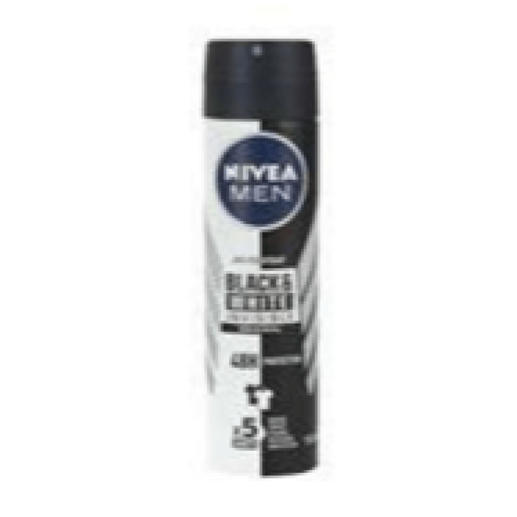 Nivea deospray for man, Invisible B&W, 150ml