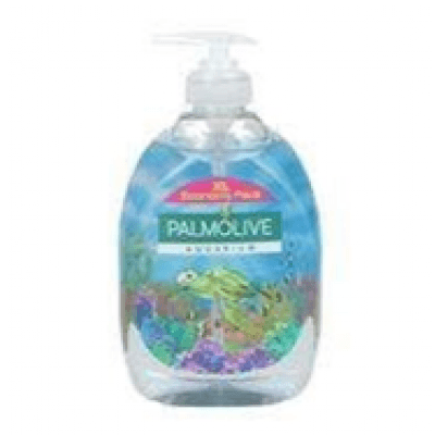 Palmolive milo za roke, Pump Aquarium, 500ml