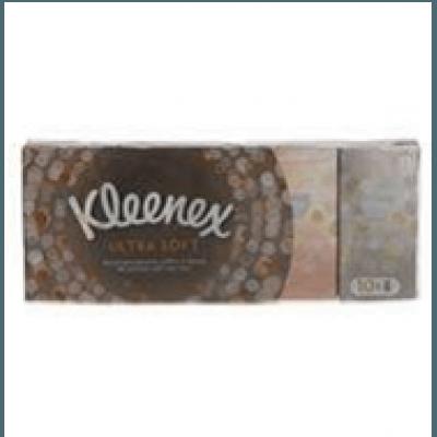 Kleenex papirnati robčki, Ultra soft, 10x9kos