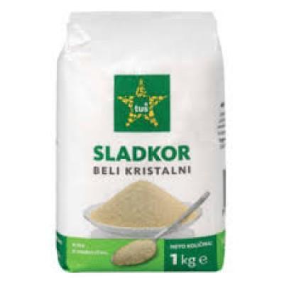SLADKOR KRISTALNI, 1 KG