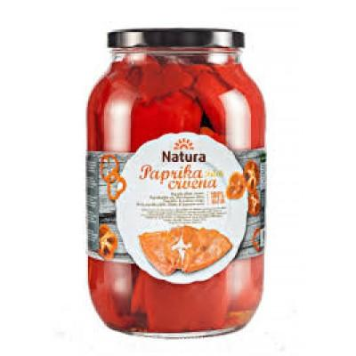 PAPRIKA FILE RDEČA, 2500 ML